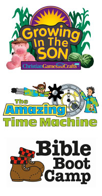 3 Great VBS Programs FREE for Subscribers!